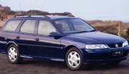 Holden Vectra 22 GL Wagon