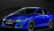 Honda Civic Sport - 2015