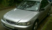 Honda Accord 16 Liftback