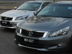 Honda Accord 22 VTi EXi