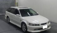 Honda Accord SiR Wagon