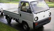 Honda Acty 4WD pick up