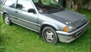Honda Civic 25i