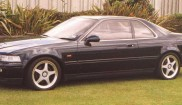 Honda Legend V6 Coupe
