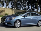 2016 Hyundai Sonata Hybrid and Plug-In Hybrid