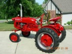 International Farmall Cub