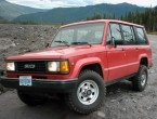 Isuzu Trooper 26 4x4