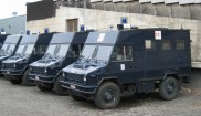 Iveco Command Car Police fdrale