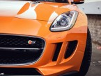 2014 Jaguar F-type V-8 S Roadster