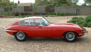 Jaguar E-Type 42 serie 1