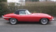 Jaguar E-Type Series 15