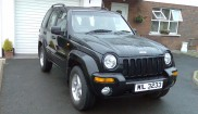 Jeep Cherokee CRD Ltd