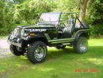 Jeep CJ-7 Laredo