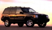 Jeep Grand Cherokee Ltd V8
