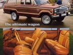 Jeep Wagoneer 40 Limited