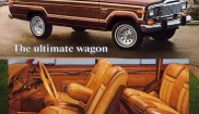 Jeep Wagoneer Limited 4WD
