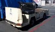 Karrier Electric Vehicle Flatbed