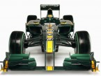 LOTUS RACING F1 TEAM LOTUS COSWORTH V8 CA2010