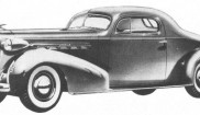 LaSalle 2-Door Coupe