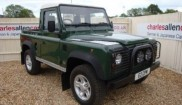 Land Rover Defender 25 Tdi