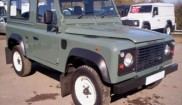 Land Rover Defender 90 24 Tdi