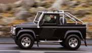 Land Rover Defender 90 SVX Sport Soft Top
