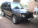 Land Rover Discovery 40 ES