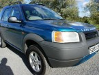 Land Rover Freelander Turbo 25