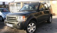 Land Rover Range Rover Discovery 3 TD V6 HSE