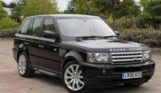 Land Rover Range Rover HSE Supercharger