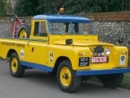 Land Rover Series 2-109 Pickup