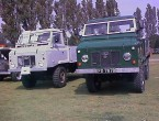 Land Rover Series IIa Forward Control
