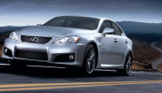 Lexus IS F09