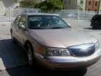 Lincoln Continental 4dr
