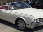 Lincoln Continental HT coupe