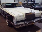 Lincoln Continental mk V Bill Blass edition
