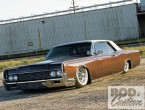 Lincoln Coupe Custom