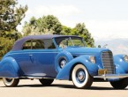 Lincoln Model K 12 Brunn Victoria Convertible