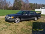 Lincoln Town Car Signature Series