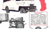 Linn -28 10 Ton Half-Track cab chassis