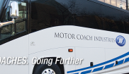 MCI Luxuary Coach