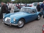 MG A Coupe