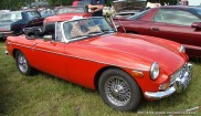 MG B Tourer US