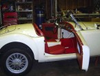MG MGA roadster