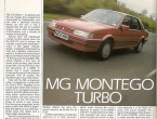 MG Montego SLX Estate