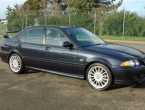 MG ZS 180 Saloon