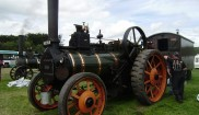 McLaren Traction engine no 1428