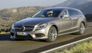 2015 Mercedes-Benz CLS Shooting Brake