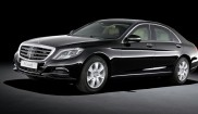 2015 Mercedes-Benz S600 Guard