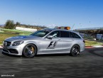 Mercedes-Benz C63 S AMG Estate F1 Medical Car, 2015